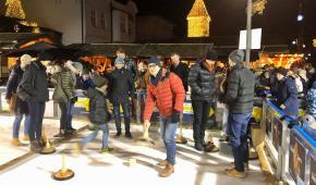 Eisstock-Turnier Advent 2019