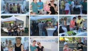 LC Wels Thalheim für Afrika beim Traunfest
