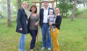 LC Wels Thalheim als Baumpate