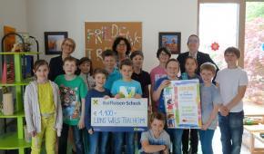 Stadtball-Erlös 2016 geht an zwei Thalheimer Projekte